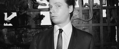 James Chance door Bruce Kalberg