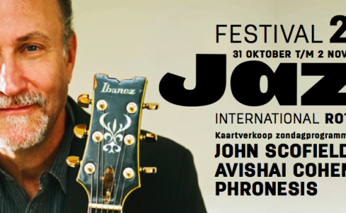 In de voorverkoop: Festival Jazz International Rotterdam 2014