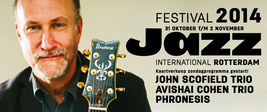 Festival Jazz International Rotterdam 2014