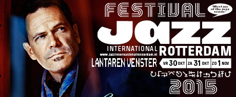 Festival Jazz International Rotterdam 2015