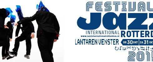 In de pers<br>Festival Jazz International R'dam