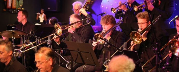 "West Coast Big Band <span class=""subtitle"">Neighbours Meeting Colours ft. Philip Catherine & Bert Joris</span>"