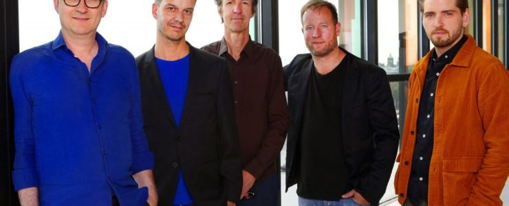 Polyphony 3: Jasper Blom Quartet ft. Pablo Held