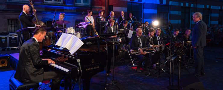 Peter Beets & the Henk Meutgeert New Jazz Orchestra